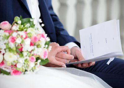 HochzeitsfotografHochzeitsfotograf - Blumenstrauss