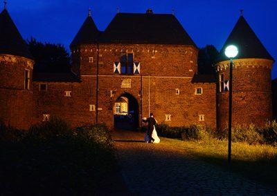 Hochzeitsfotografie im Schloss